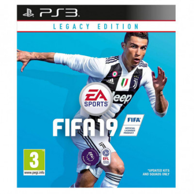 PS3 FIFA 19 Legacy edition (G)