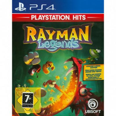 PS4 Rayman Legends [PlayStation Hits]