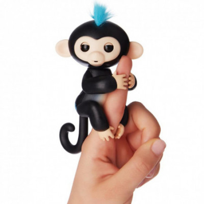 Plastikinė mini beždžionėlė Finger Monkey