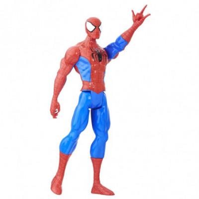 Spider man figūrėlė su garsais / 30cm / lankstosi kojos ir rankos