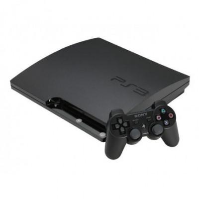 PlayStation 3 konsolė + 105 žaidimai viduje!