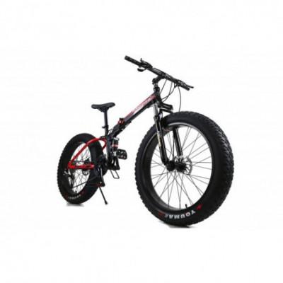 """FATBIKE 26"""" sulankstomas kalnų dviratis"""