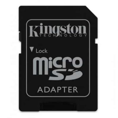 SD - Micro SD adapteris, skaitytuvas