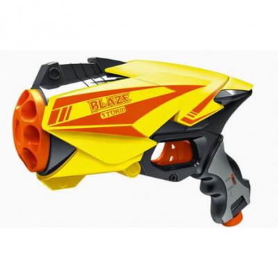 Nerf stiliaus – Blaze Storm ginklas su 20 kulkų