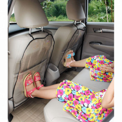 Automobilio Sėdynių Apsauga Nuo Vaikučių Kojų
