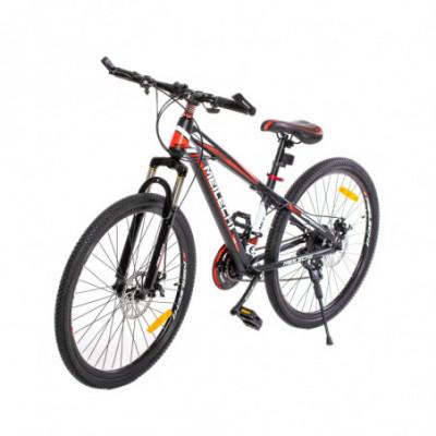 """Kokybiškas miesto dviratis 26"""" X 17"""" - trys spalvos"""