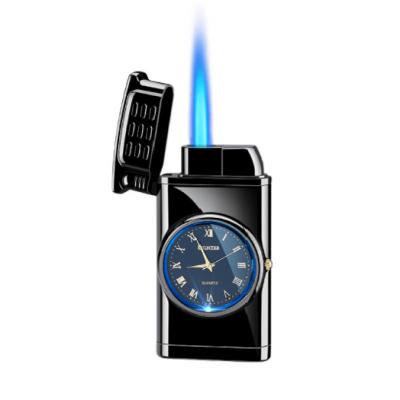 Dujinis žiebtuvėlis - laikrodis 4 spalvos