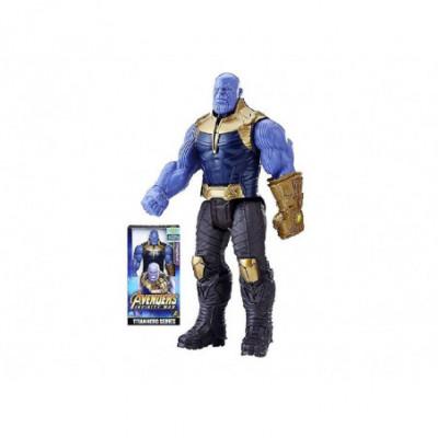 Thanos figūrėlė su garsais / 30cm / lankstosi korpusas ir rankos