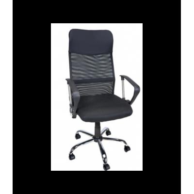 Juoda biuro kėdė su...