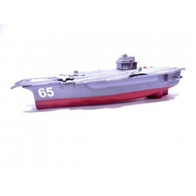 Karinis laivas su lėktuvėliais