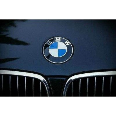 BMW kapoto bagažinės...