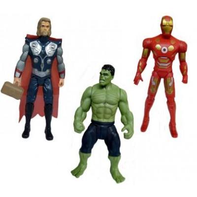 Marvel figūrėlių rinkinys...