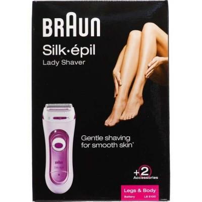Epiliatorius BRAUN silk...
